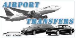 Fresno Airport Transfers and airport shuttles
