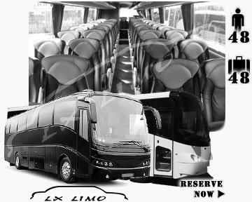 Fresno coach Bus for rental | Fresno coachbus for hire