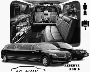 Limo from Fresno airport