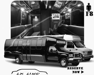Fresno Party Bus party Bus | 18 passenger PartyBus in Fresno